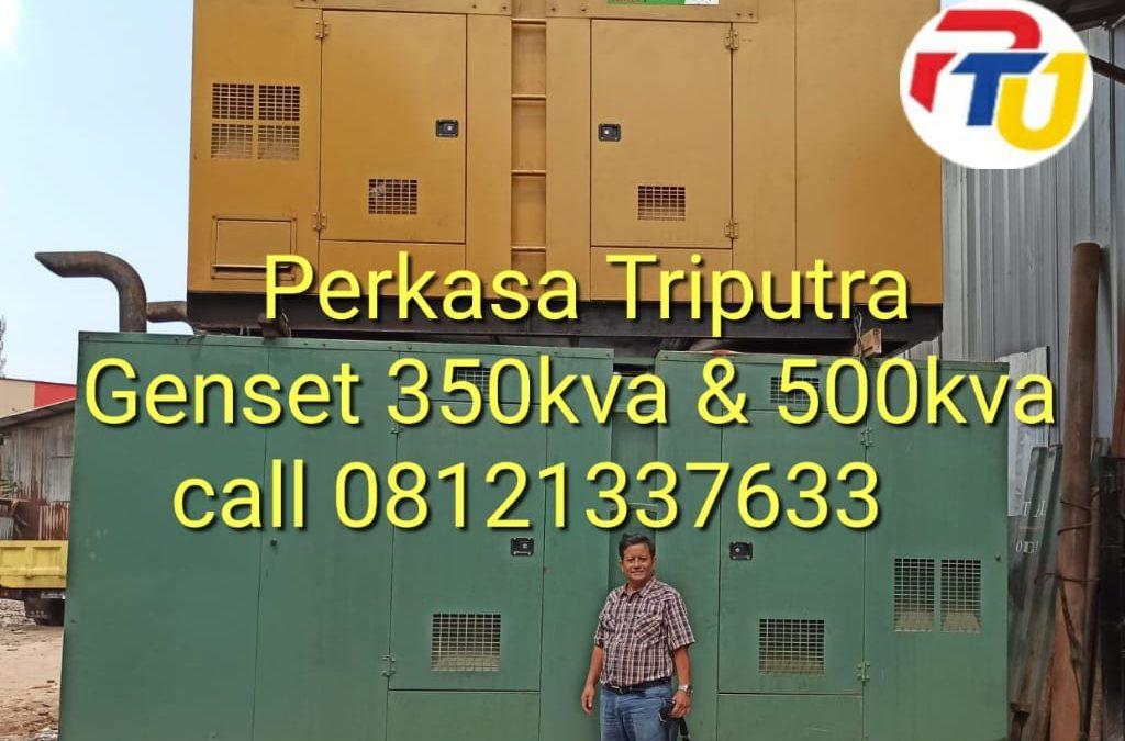 Sewa Genset Jakarta Selatan Terpercaya dan Recommended